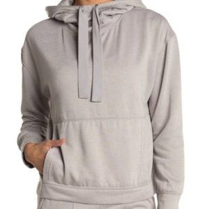 Magaschoni NWT Cement (Grey) Boxy Classic Hoodie